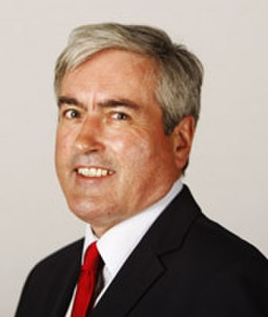 Scottish Parliament election, 2011 - Image: Iain Gray MSP20110510