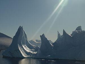 Gerlache Strait - Image: Iceberg in the Gerlache, Antarctica