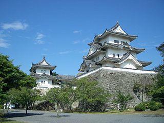 Iga, Mie City in Kansai, Japan