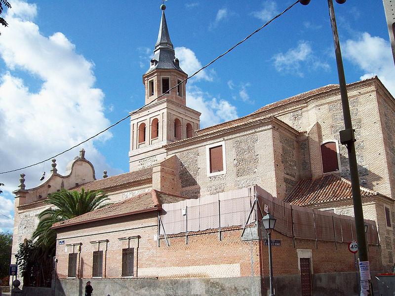 Iglesia de San Pedro ad Vinculada