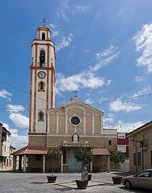 Ceutí - Wikipedia, la enciclopedia libre