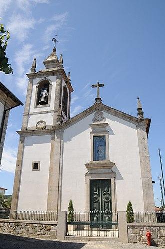 Merelim (São Pedro) e Frossos - Frossos Church