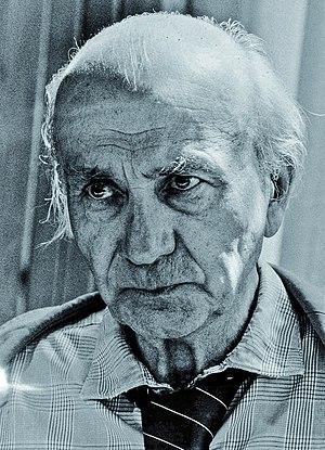 Gyula Illyés - Image: Illyes Gyula (Bahget Iskander)