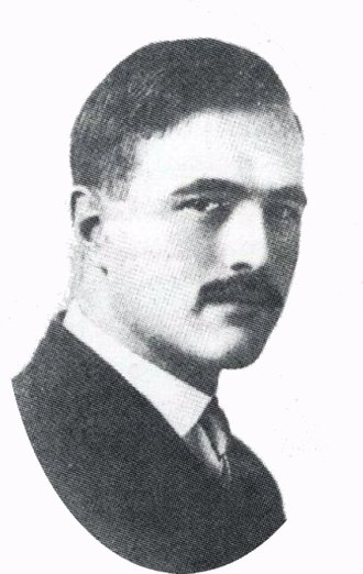 Carroll A. Edson - Carroll A. Edson in 1915 as Treasure Island Associate Director in charge of Commissary.