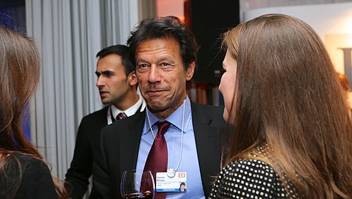 Imran Khan, chairman of Pakistan Tehreek-e-Insaf (8414079377)