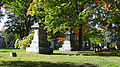 In the Beechwood cemetery.jpg