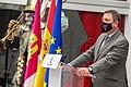 Inauguración del Centro de Interpretación del Patrimonio Local y del Carnaval de Tarazona de la Mancha (51154943051).jpg