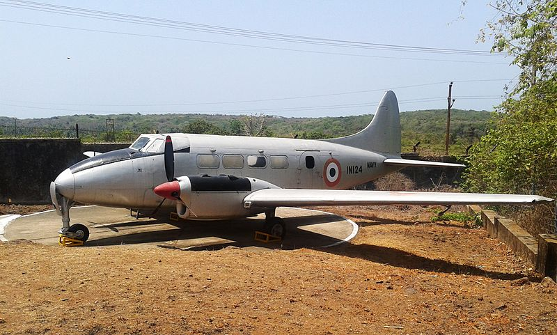 File:Indian Navy dH Dove.jpg