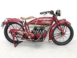 manufacturer indian production 1919 1949 engine 500 745 cc v twin