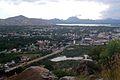 Indien Tamil Nadu Krishnagiri Blick vom Fort.JPG