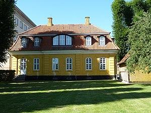 Bernhard Severin Ingemann - The Ingemann House at Sorø Academy in Sorø