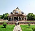 Inside Humayun's Palace.jpg