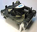 Intel CPU cooler made by Sanyo Denki 20070628.jpg