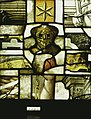 Interieur, glas in loodraam Nr. 1A, detail F 1 - Gouda - 20256493 - RCE.jpg