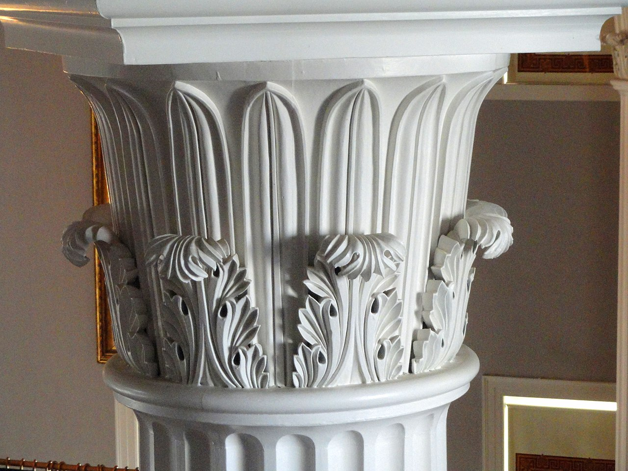 FileInterior Column Capital