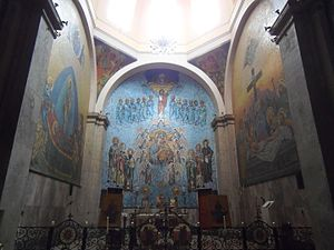 Porta Coeli Cathedral, Mexico City - Internal View
