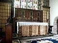 Interior of St Andrew, Halton Holegate - geograph.org.uk - 458881.jpg