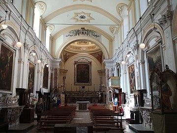 Santa Marta, Naples