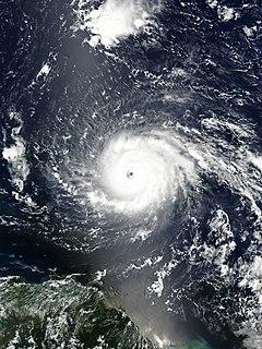 Cape Verde hurricane