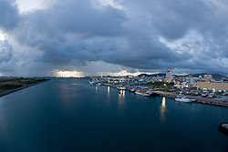Ishigaki bay seen from southern gate bridge.jpg