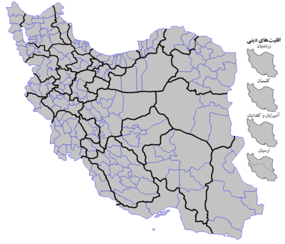 Islamic Consultative Assembly Constituencies.png