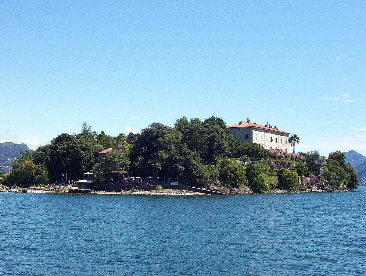 Isola Madre - Wikipedia
