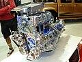 Isuzu D-Max VGS Turbo iTeq engine (2010-10-16) 01.jpg