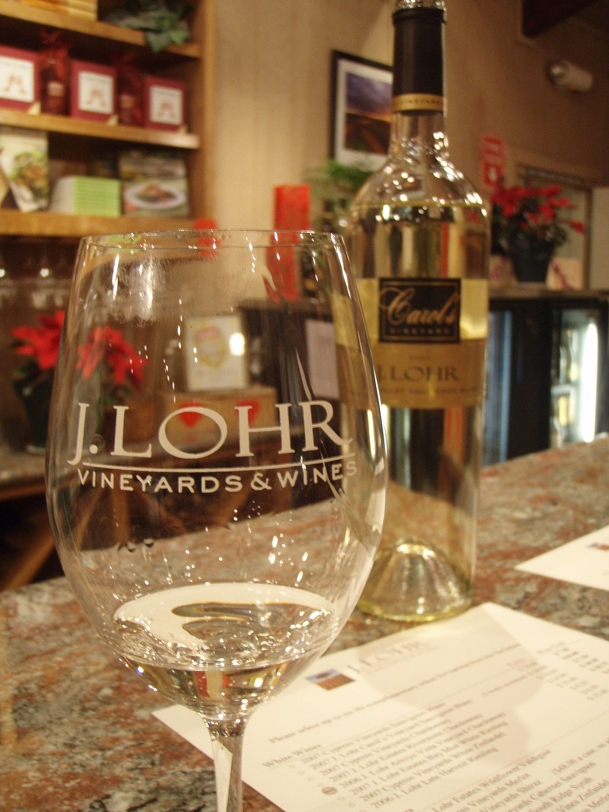 Paso Robles California >> J. Lohr Vineyards and Wines - Wikipedia
