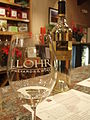 J. Lohr Sauvignon blanc glass and bottle.jpg
