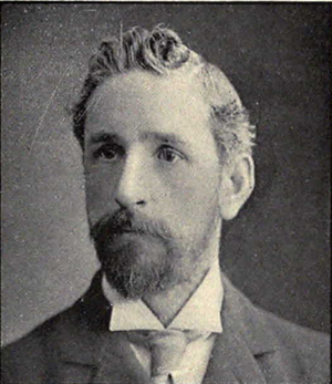 J. Playfair McMurrich - McMurrich from the 1902 Michiganensian