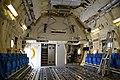 JASDF C-2(78-1205) cargo compartment at Komaki Air Base March 3, 2018 03.jpg