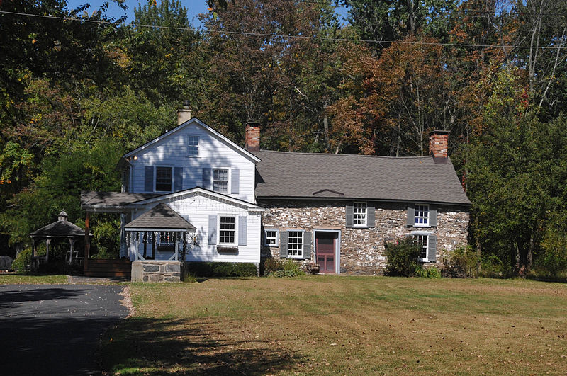 File:JEREMIAH VANDYKE HOUSE, MERCER COUNTY.jpg