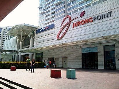 How to get to Jurong Point with public transport- About the place