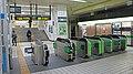 JR Keiyo-Line Kemigawahama Station Gates.jpg