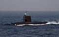 JS Yaeshio (SS-598) at SDF Fleet Review 2006 a.jpg