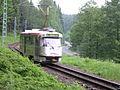 Jablonec, Zelené údolí, tram od Nového Světa.jpg