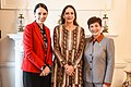 Jacinda Ardern, Poto Williams, Patsy Reddy 2019.jpg