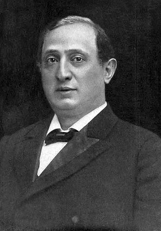 Jacob Pavlovich Adler - Jacob Adler in 1902