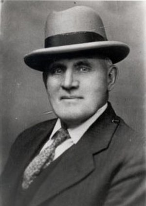 Richmond Hill Town Council - Jacob Lunau, reeve 1926 - 1932