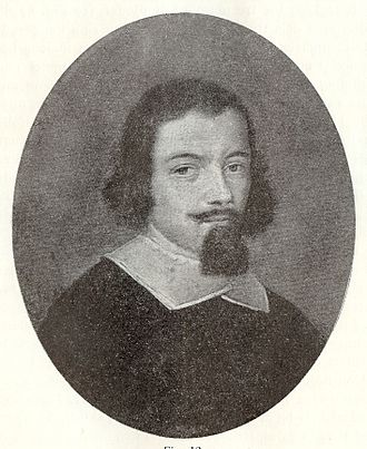 Jacob Coning - Self-portrait (1699 or 1713)