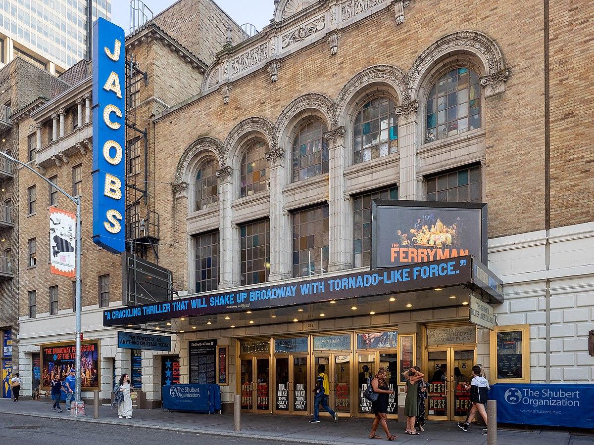 Bernard B Jacobs Theatre Wikipedia