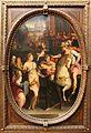 Jacopo coppi detto il meglio, Alessandro Magno riceve l'omaggio della famiglia di Dario, 1570-73 ca. 01.jpg