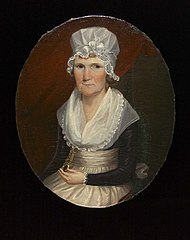 Portrait of Mrs. Robert Kermit