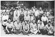 Japanese internees Camp Lordsburg New Mexico World War II