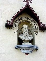 Bust of Jaromír