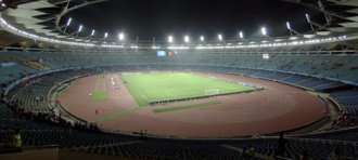 2017 FIFA U-17 World Cup - Image: Jawaharlal Nehru Stadium, New Delhi