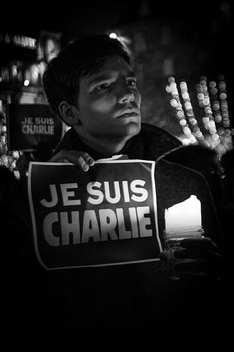 Je suis Charlie - January, 7 in Strasbourg