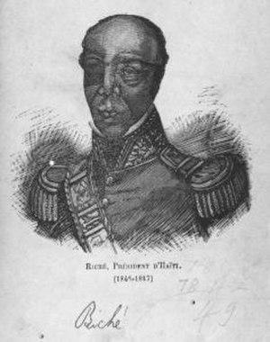 Jean-Baptiste Riché - Image: Jean Baptiste Riché