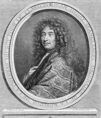 Jean-Henri d'Anglebert - Jean-Henri d'Anglebert