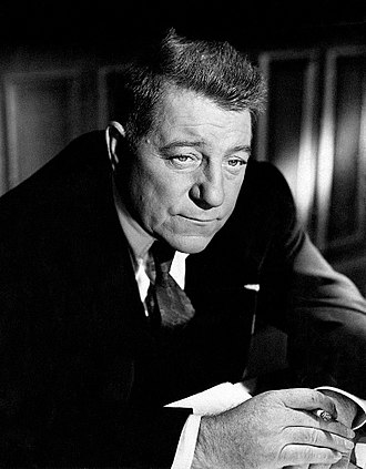 Jean Gabin - Gabin in The Little Rebels (1955)